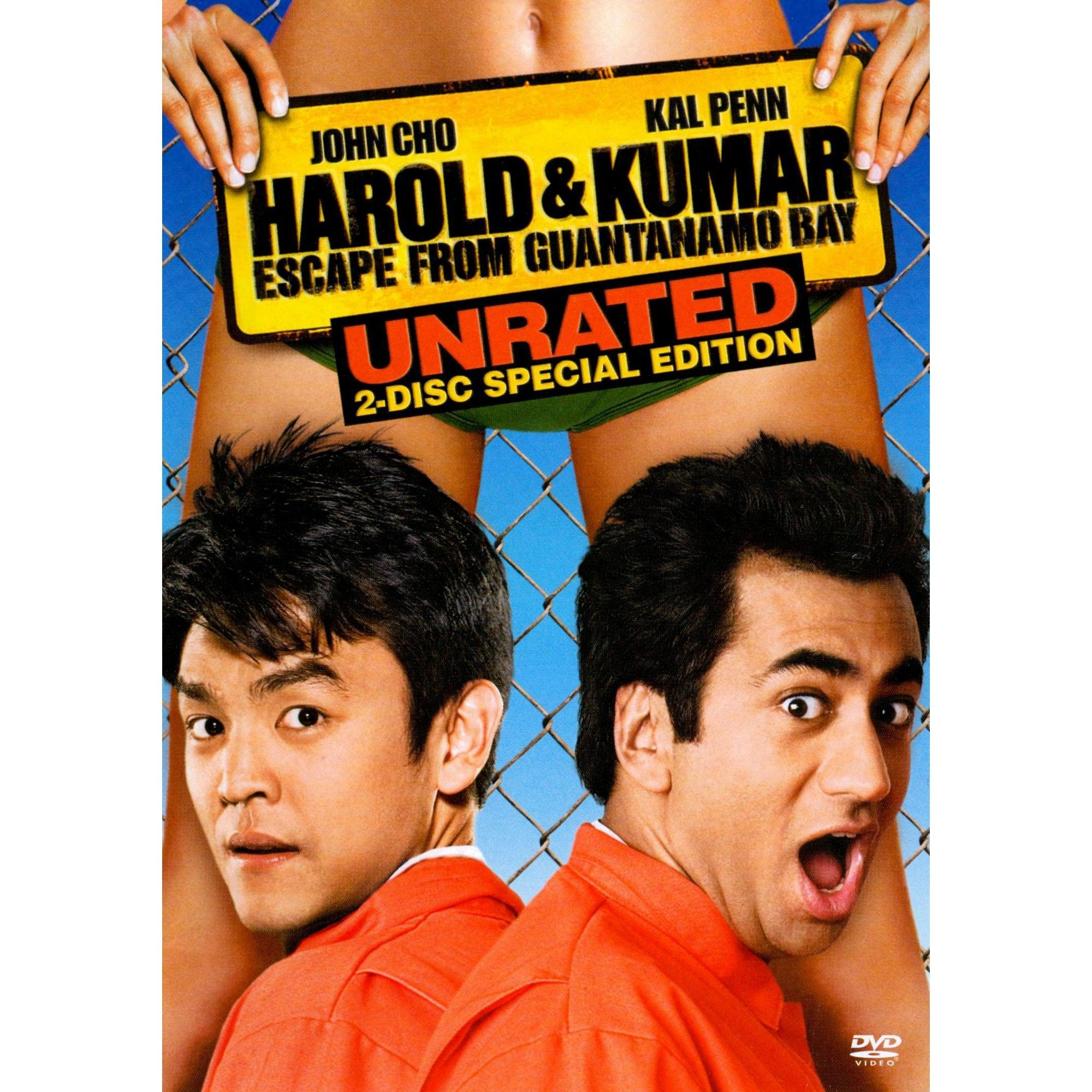 Harold And Kumar Escape From Guantanamo Bay Full Movie Free harold and kumar escape from guantanamo bay (special edition