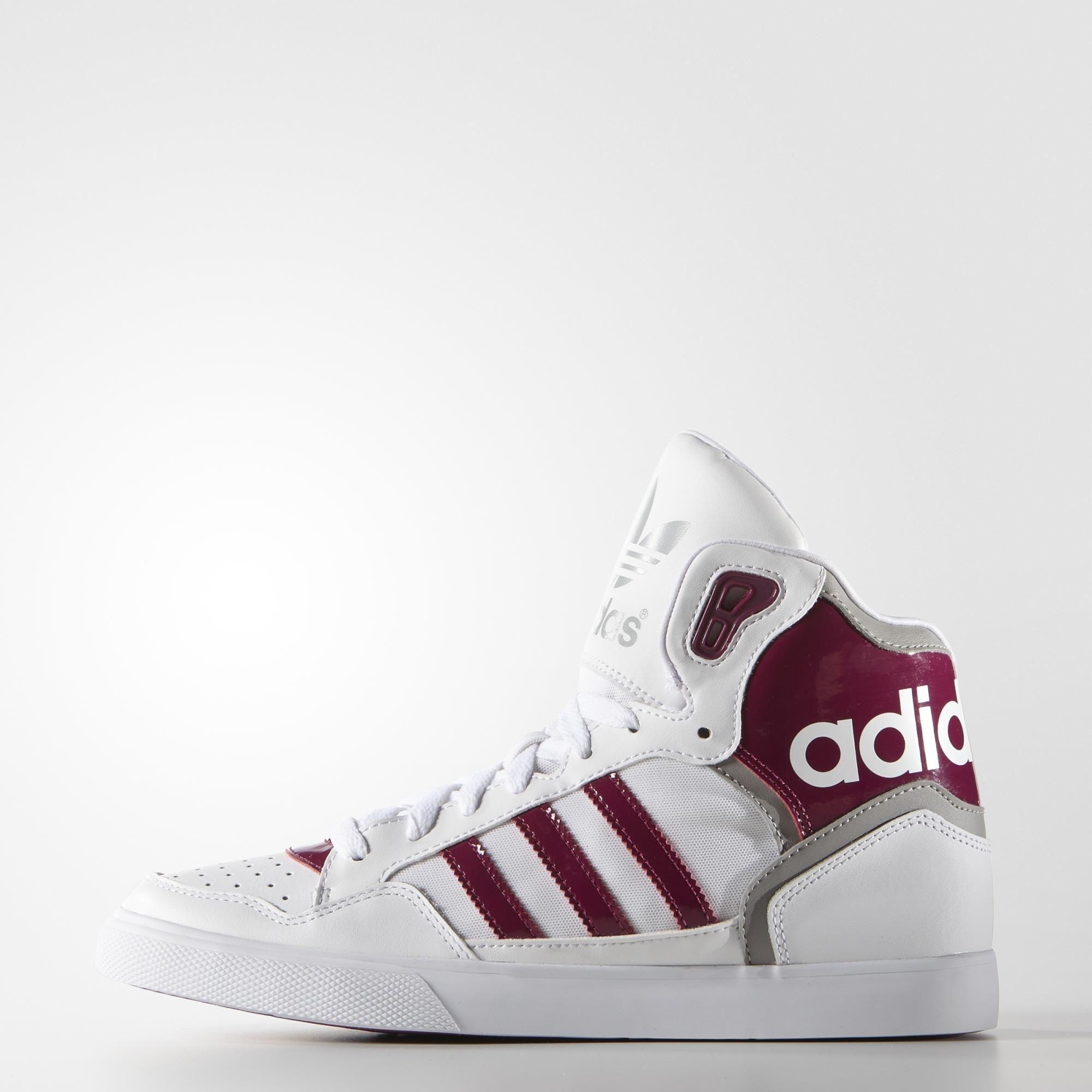 adidas Extaball Shoes - White | adidas US