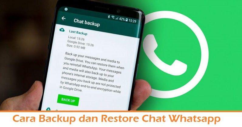 Whatsapp Chat Backup To Google Drive