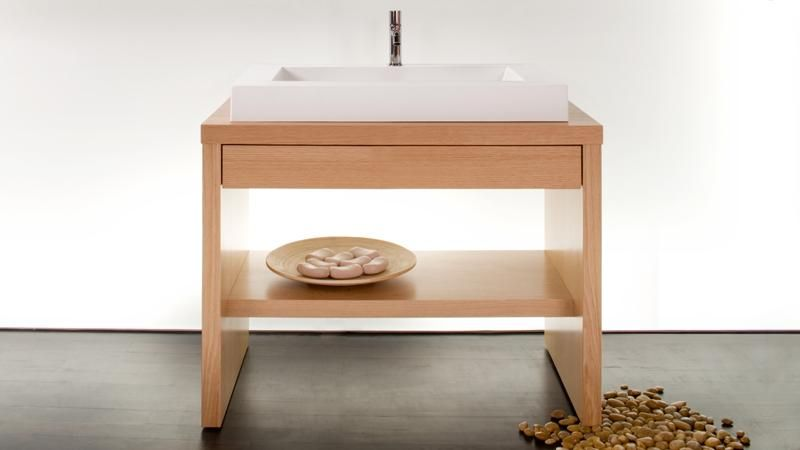 Z124 24 Depth Bathroom Vanity The Z Collection Wetstyle Furniture