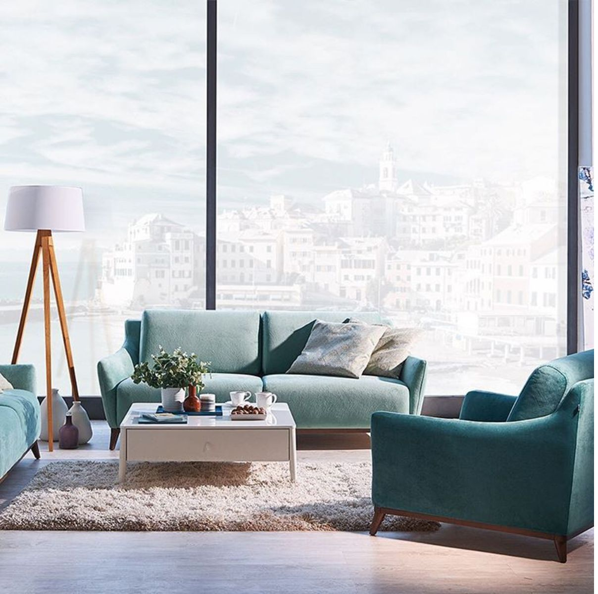 Feel at home with our beautiful designed living room furniture ...