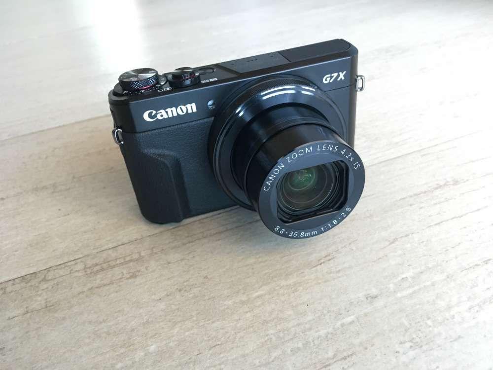 Recensione Canon PowerShot G7 X Mark II | Canon, Fotocamera e