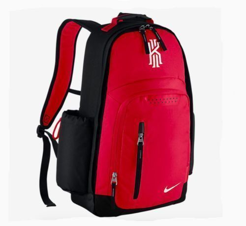 Bags And Backpacks 163537 Nike Kyrie Irving Red Backpack Laptop Black Basketball Bag School Ba5133 657 Buy It Basketball Backpack Nike Kyrie Basketball Bag