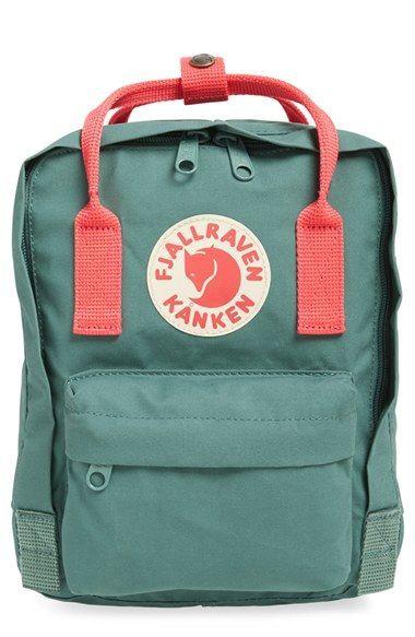 ed6406248252 Fjällräven  Mini Kånken  Water Resistant Backpack