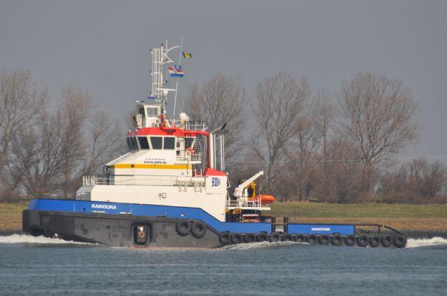 KOOPVAARDIJ sleepboot KAIKOURA  Gegevens en foto, klik ▼ op link  http://koopvaardij.blogspot.nl/p/sleepboot.html