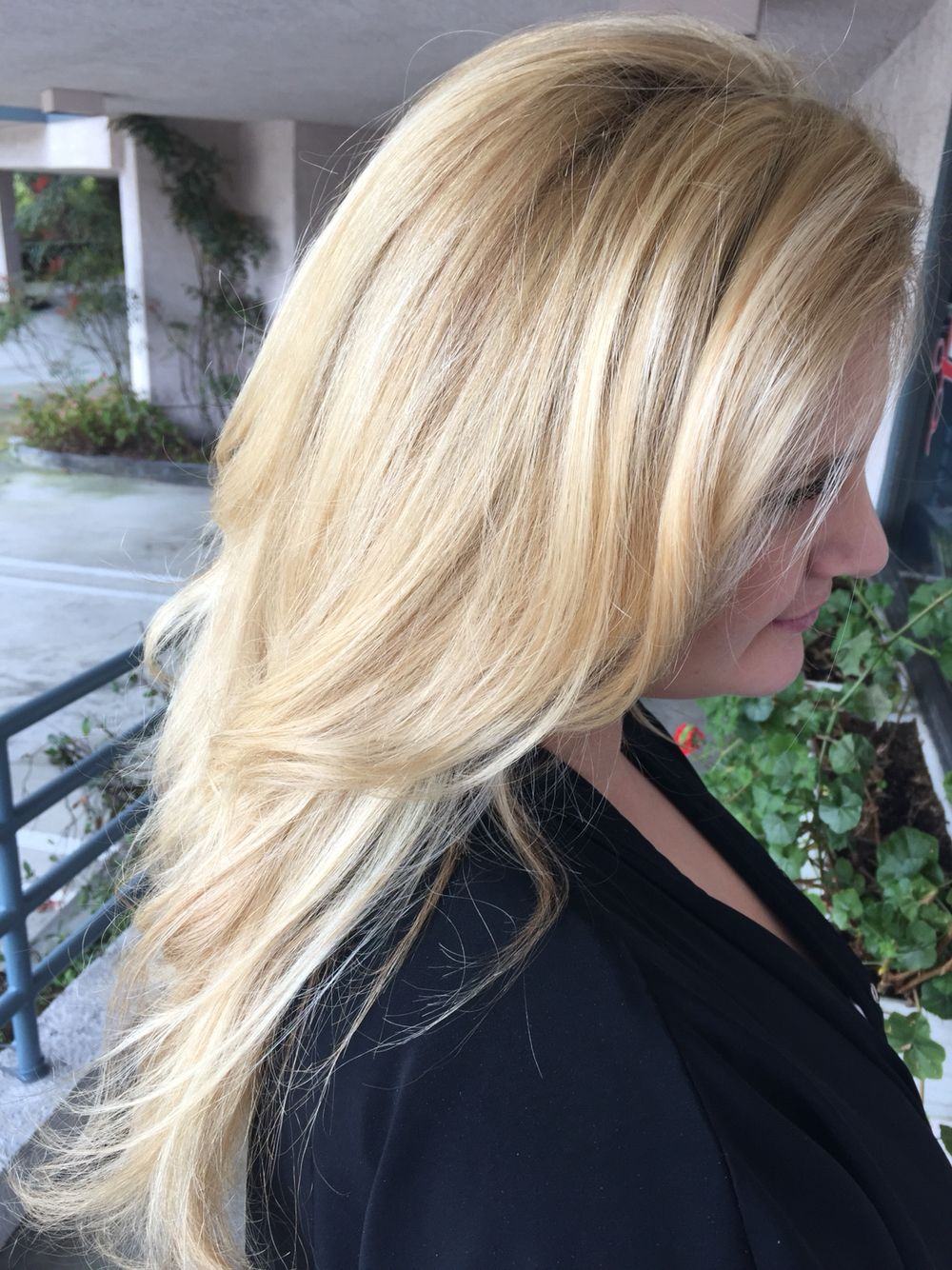 Platinum Blonde California Blonde White Blonde Layered Blonde