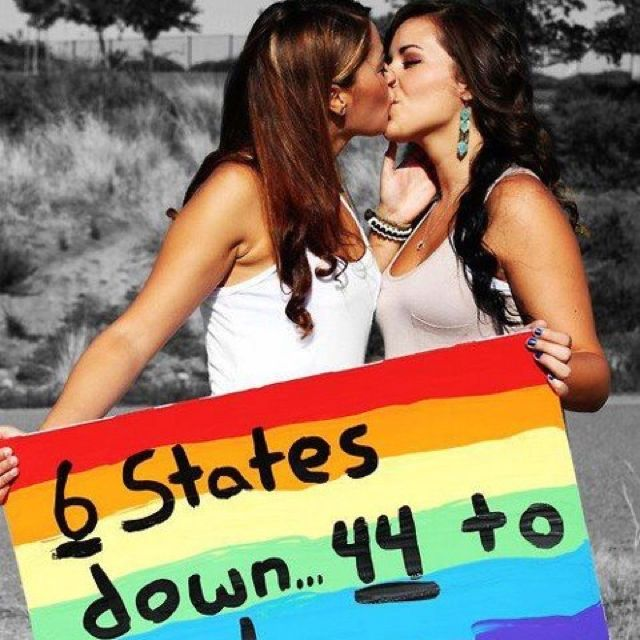 Lesbian goals