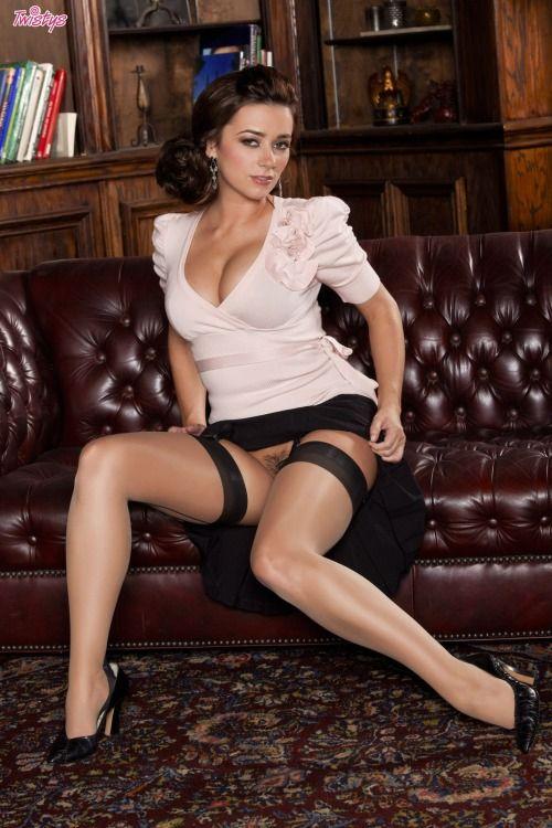 Beautiful Girl Having Anal Sex In Stockings