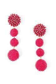 Glam Ball Earrings