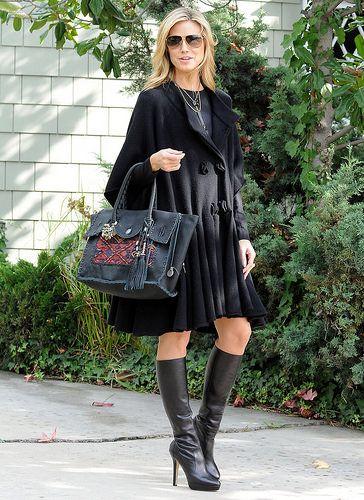 Heidi Klum | Heidi klum in high heeled boots | iDrowzzy | Flickr