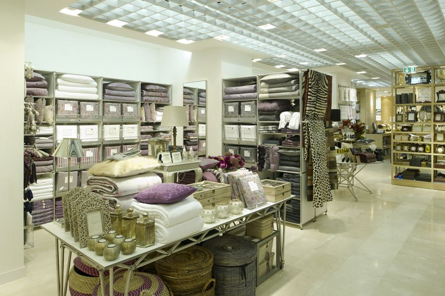 Room Interior  C B Zara Home X Store Opening In Munich