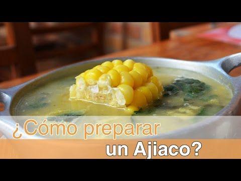El ajiaco no solo se prepara en Colombia aunque en otros pases la receta vara un poco.