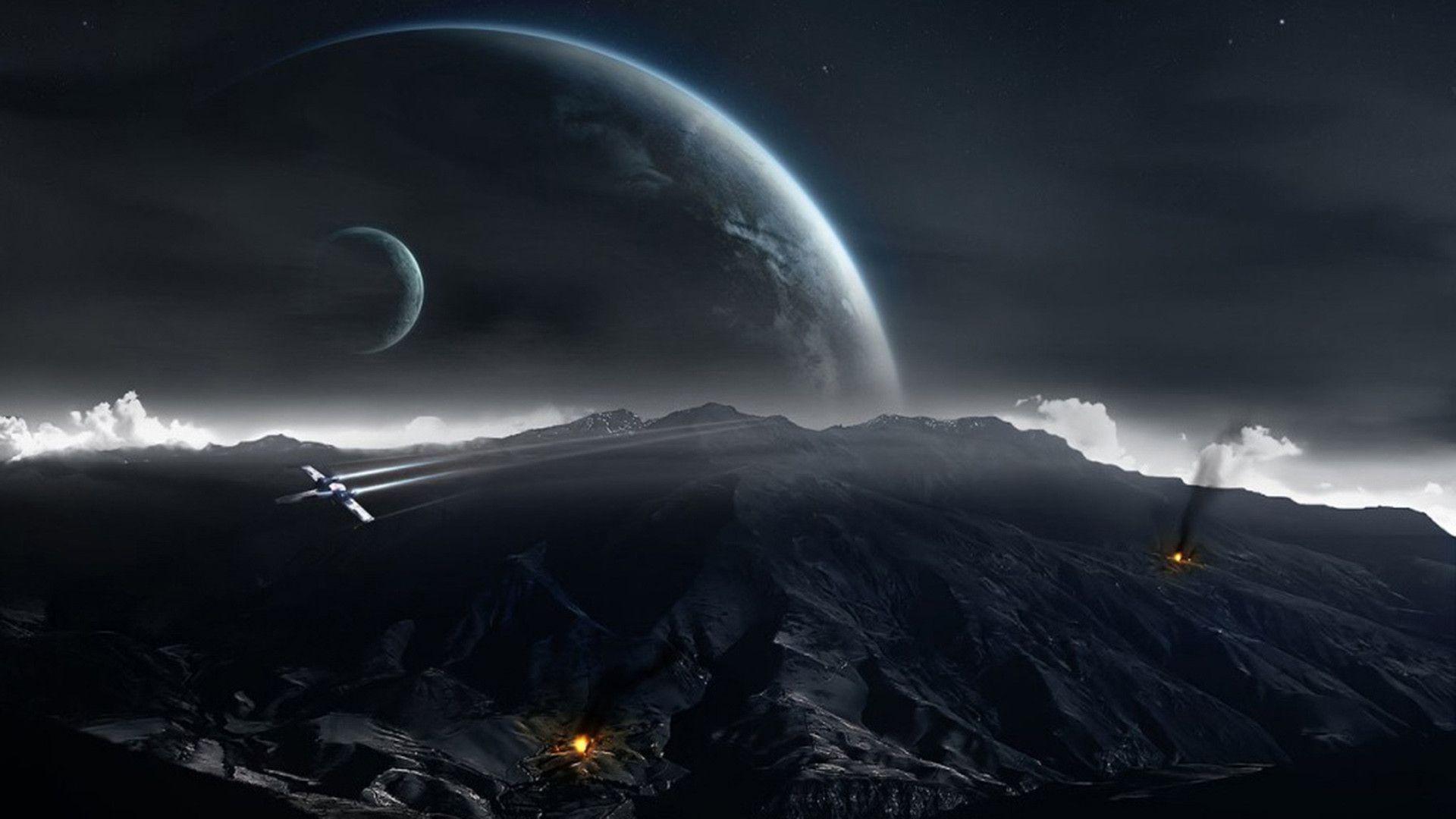 Epic Space War Wallpaper Images 3te Space Art Wallpaper Star Wars Wallpaper Planets Wallpaper