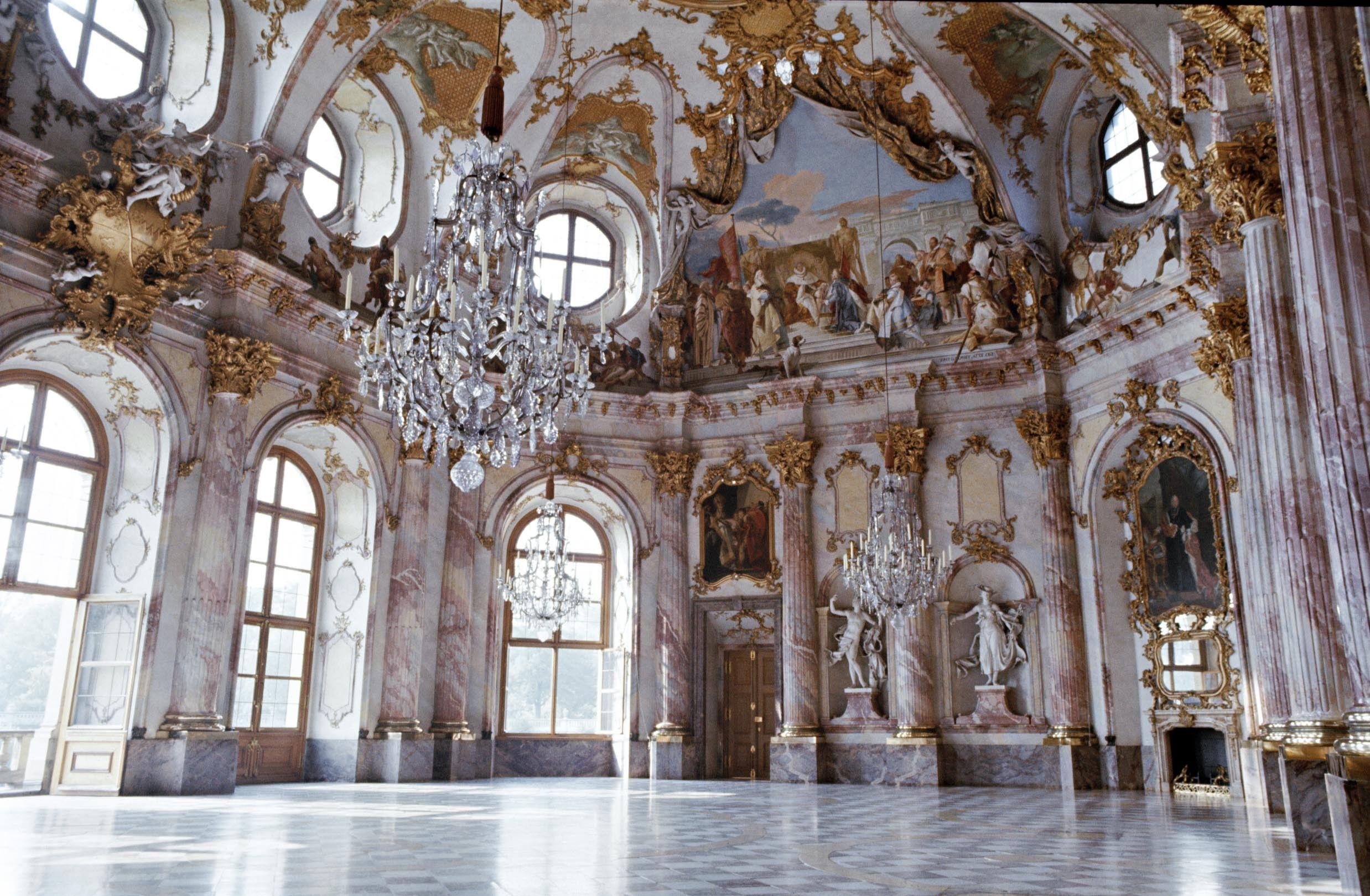 baroque architecture artsy pinterest baroque architecture architecture and castles. Black Bedroom Furniture Sets. Home Design Ideas