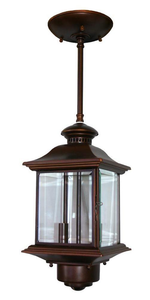 Motion Sensor 14 High Antique Bronze Outdoor Hanging Light 88248 Lamps Plus Outdoor Hanging Lights Hanging Lights Solar Security Light Motion sensor for outdoor light