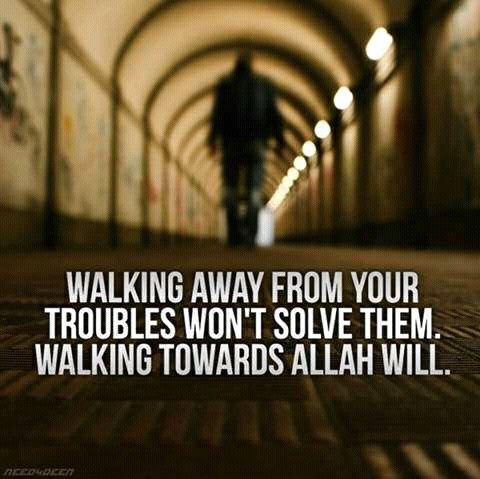 Allah is the soution for problems