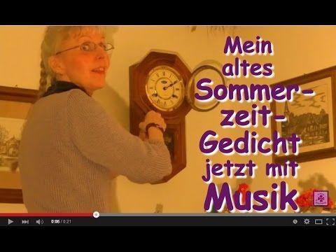 Freyaglücksweg158 Mein Sommerzeit Gedicht Mit Musik