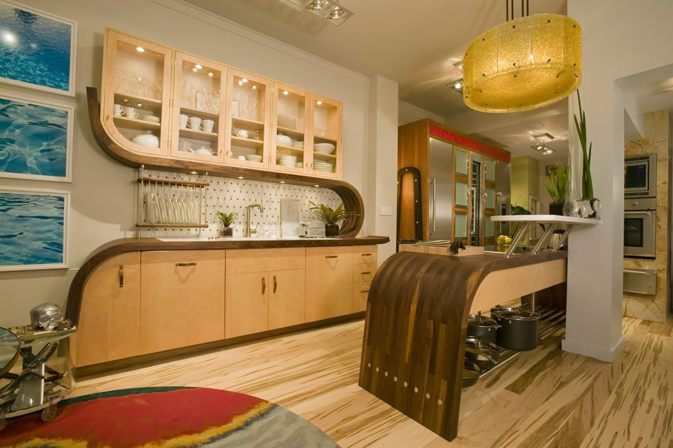 Kitchen Dexter Kitchen Designed By Johnny Grey And Chuck Wheelock