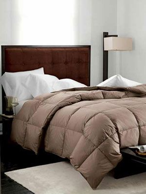 The Company Store White Bay Supersize Goose Down Comforter, Twin, Full, Queen, King ($169 to $249)