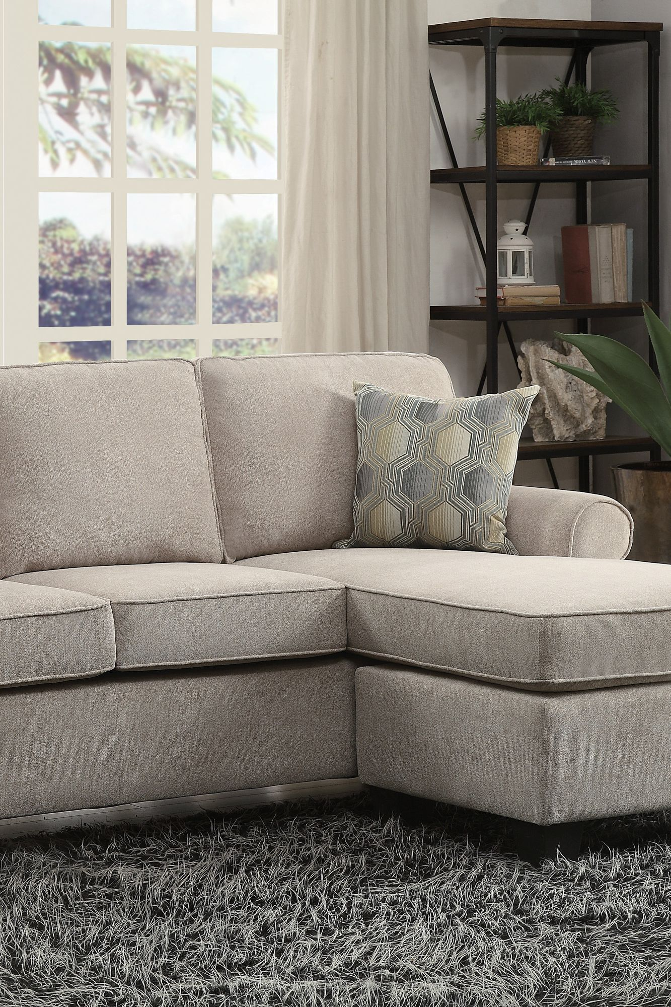Terza Reversible Chaise Sofa Chaise Sofa Sofa Rowe Furniture