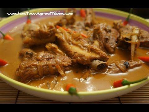 Filipino food pork ribs adobo sa gata recipe tagalog english pinoy filipino food pork ribs adobo sa gata recipe tagalog english pinoy cooking forumfinder Choice Image