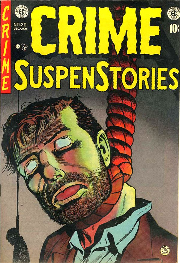 Cover Your Eyes The Graphic Horrors Of 1950s Comics My Feature