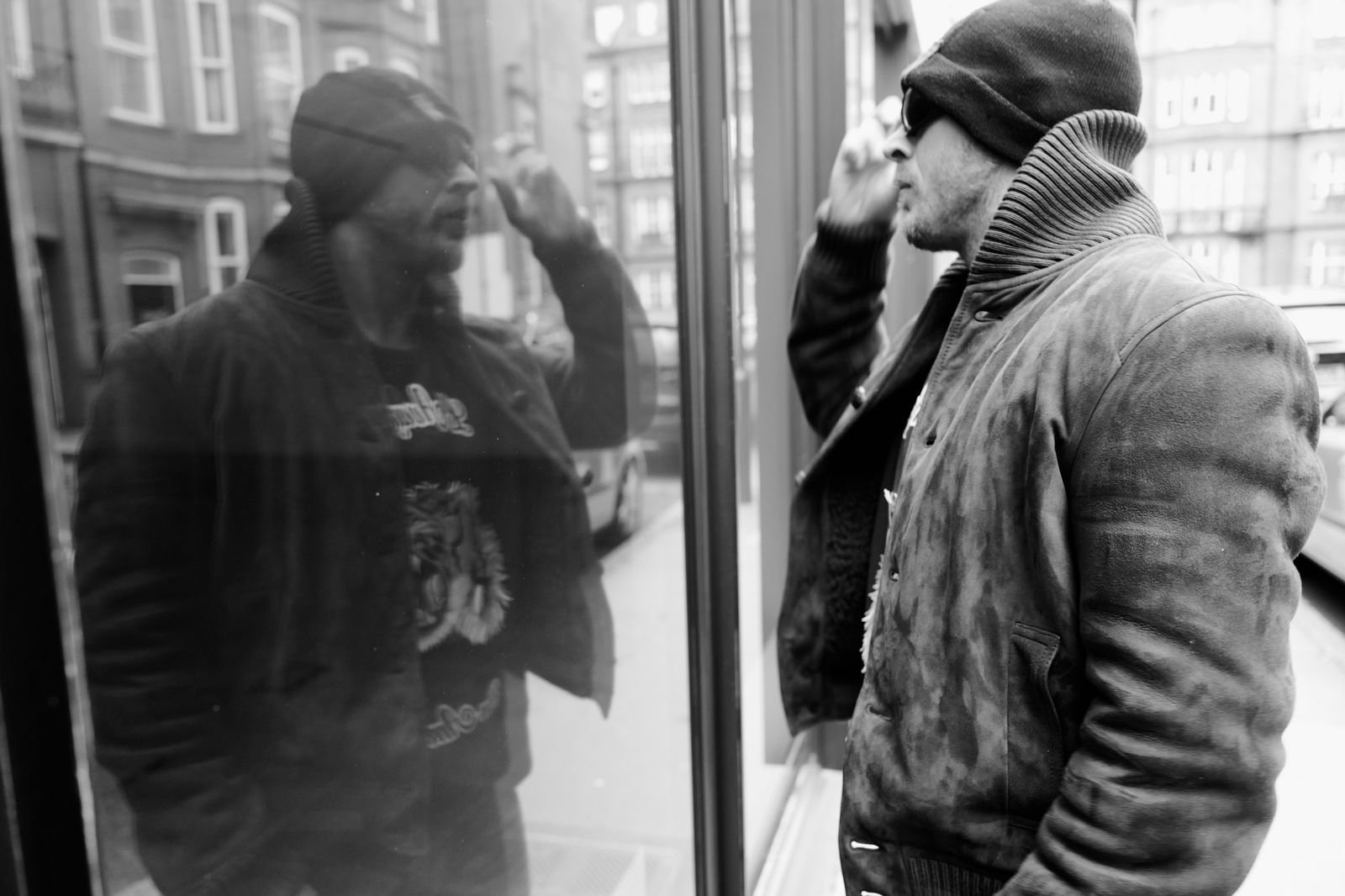 The Unseen Pictures From Our Tom Hardy Cover Shoot Tom