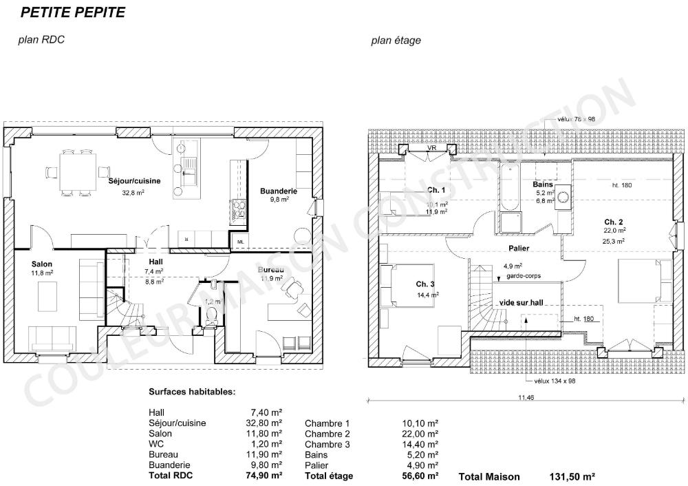 Prix M2 Construction Garage Au Plan De Maison Luxe Trendy Best In