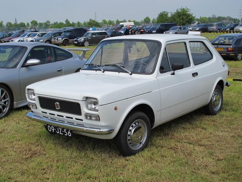 Fiat 127 1972 Com Imagens Auto Carros Carro Velho