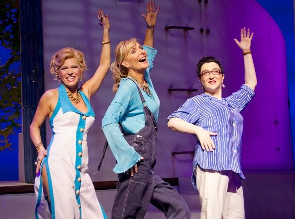 Mamma Mia Show Photos Current Cast In 2019 THE CLOVER PINBOARD IX Mamma Mia Broadway