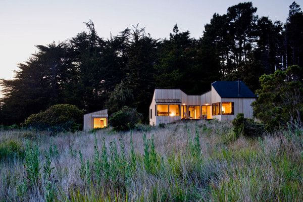 Sea Ranch Residence by Turnbull Griffin Haesloop 1-4