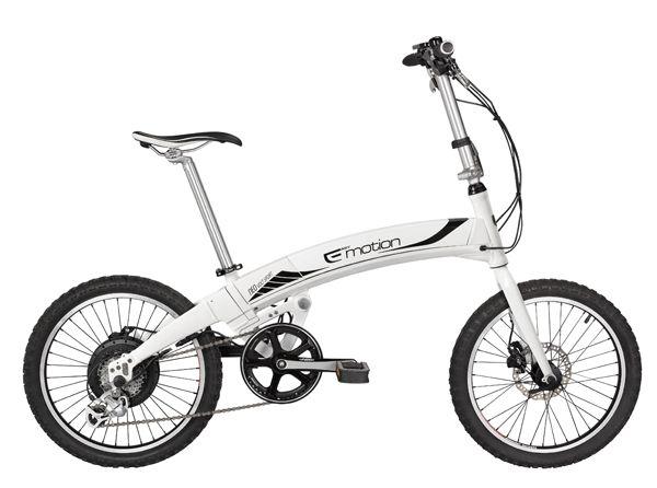 Neo Volt Folding E Bike By Item For Bh Bikes Yanko Design