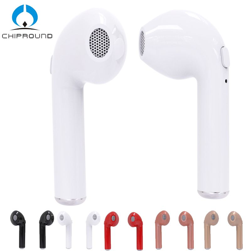 e56594d6e7d HBQ i7 TWS Twins Wireless Earbuds Bluetooth V4.2 Stereo Headset earphone  For Iphone 7 plus 7 6s 6 plus SE Galaxy S8 Plus LG