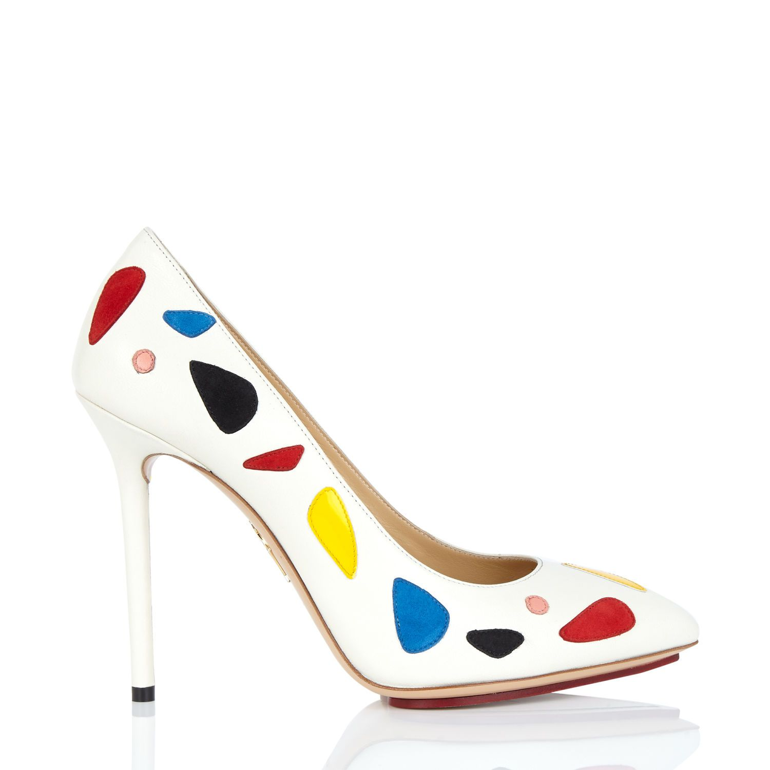 picture Charlotte Olympia Shoes and Handbags SpringSummer 2014