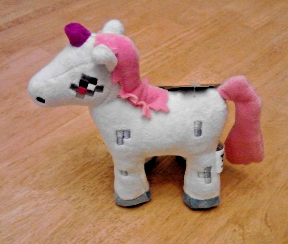 Nwt Terraria Unicorn 7 Plush Series 2 Collectible Stuffed Toy