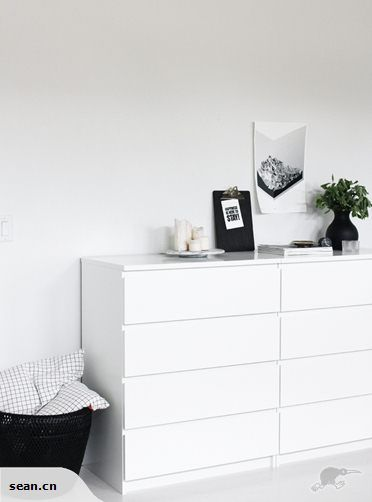 Trademe Co Nz Ikea Malm Chest Of 4