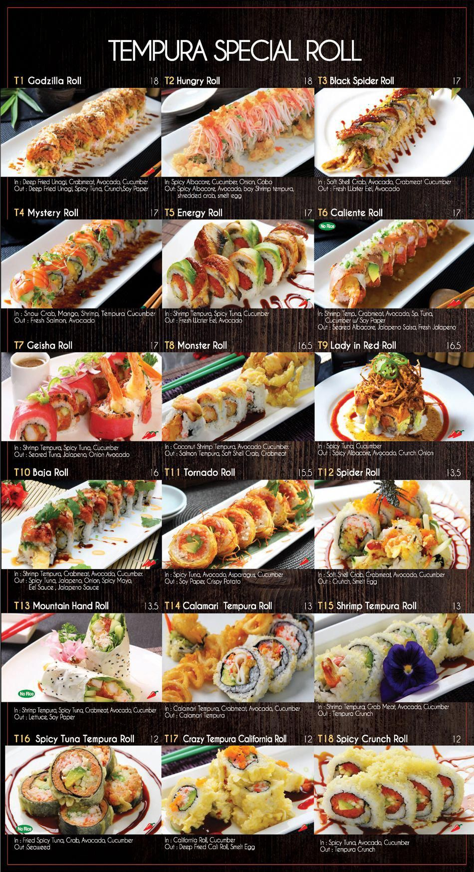 10 Types Of Sushi Ideas Sushi Types Of Sushi Sushi Recipes