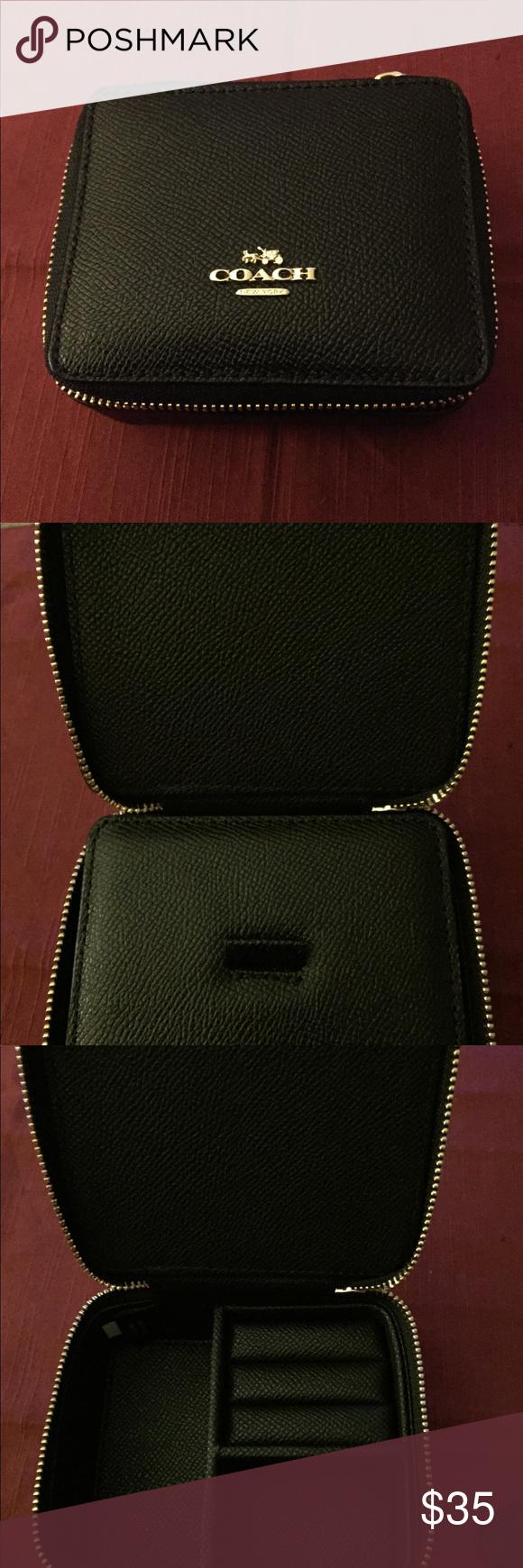 Coach jewelry box nwt Coach jewelry Box and Bracelets