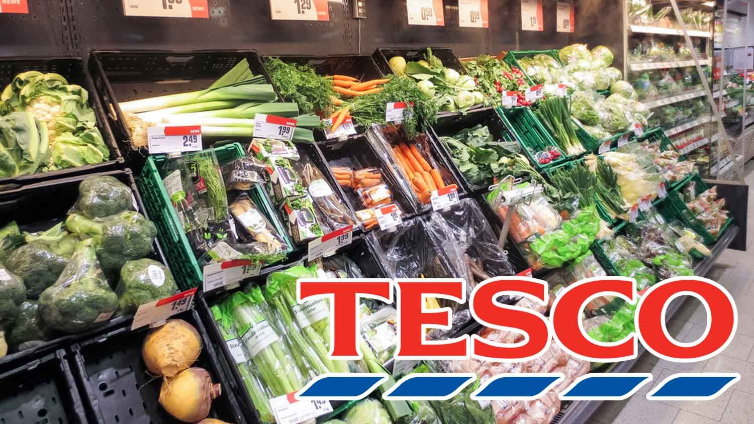 Tesco Is Removing Plastic From Its Fruit And Vegetables Uk Supermarkets Fruits And Vegetables Tesco