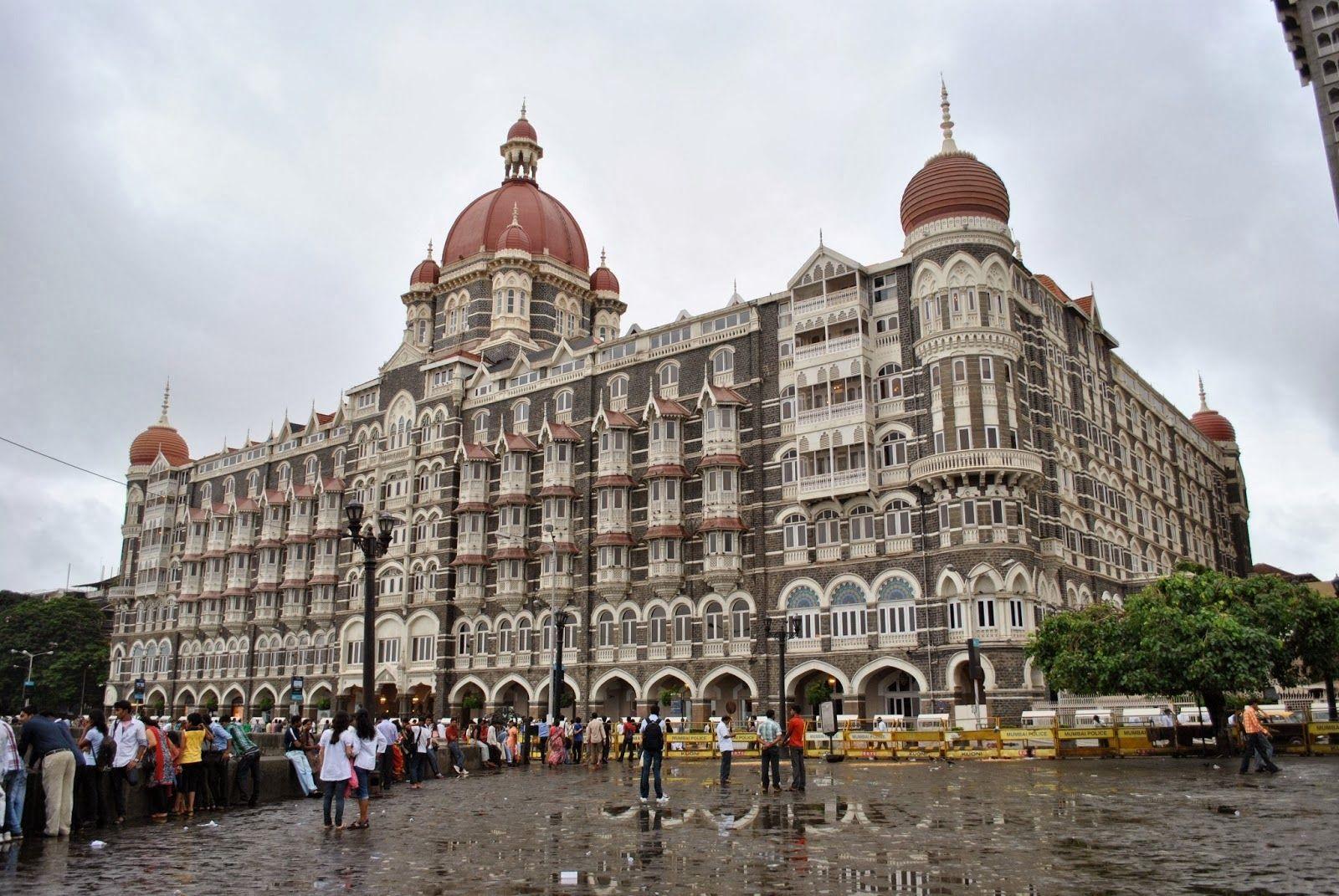 The Taj Mahal Hotel Mumbai Hd Wallpapers Hd Wallpaper Hd