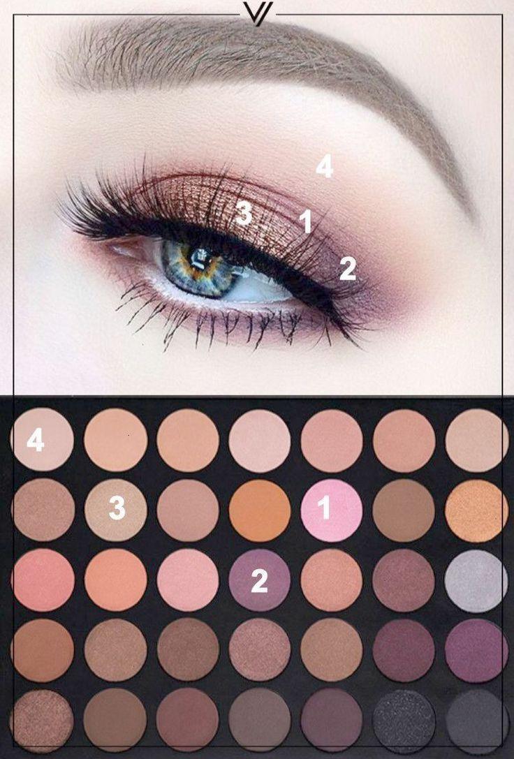 Photo of Makeup Revolution: Morphe – 35 Color Warm Palette 35W – VORANA – #35W #Color #Ma…