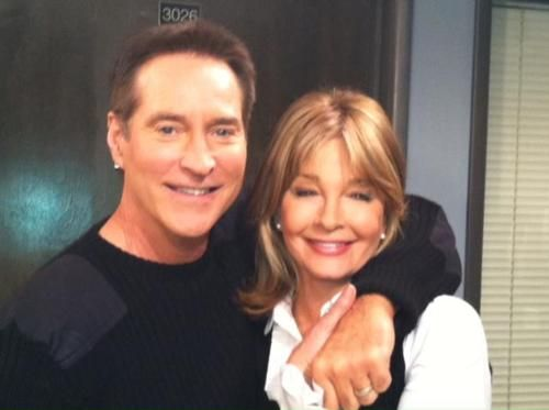 days on our lives | deidre hall # drake hogestyn # john ...