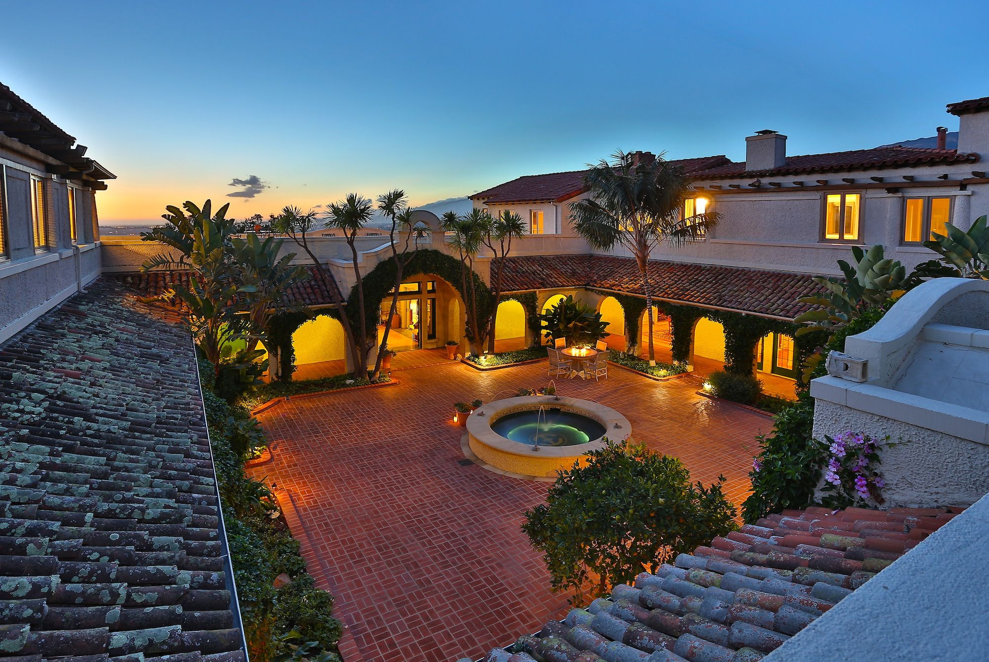 Santa barbara realtor rankings for 2013 haciendas santa for Spanish style homes for sale in dallas tx