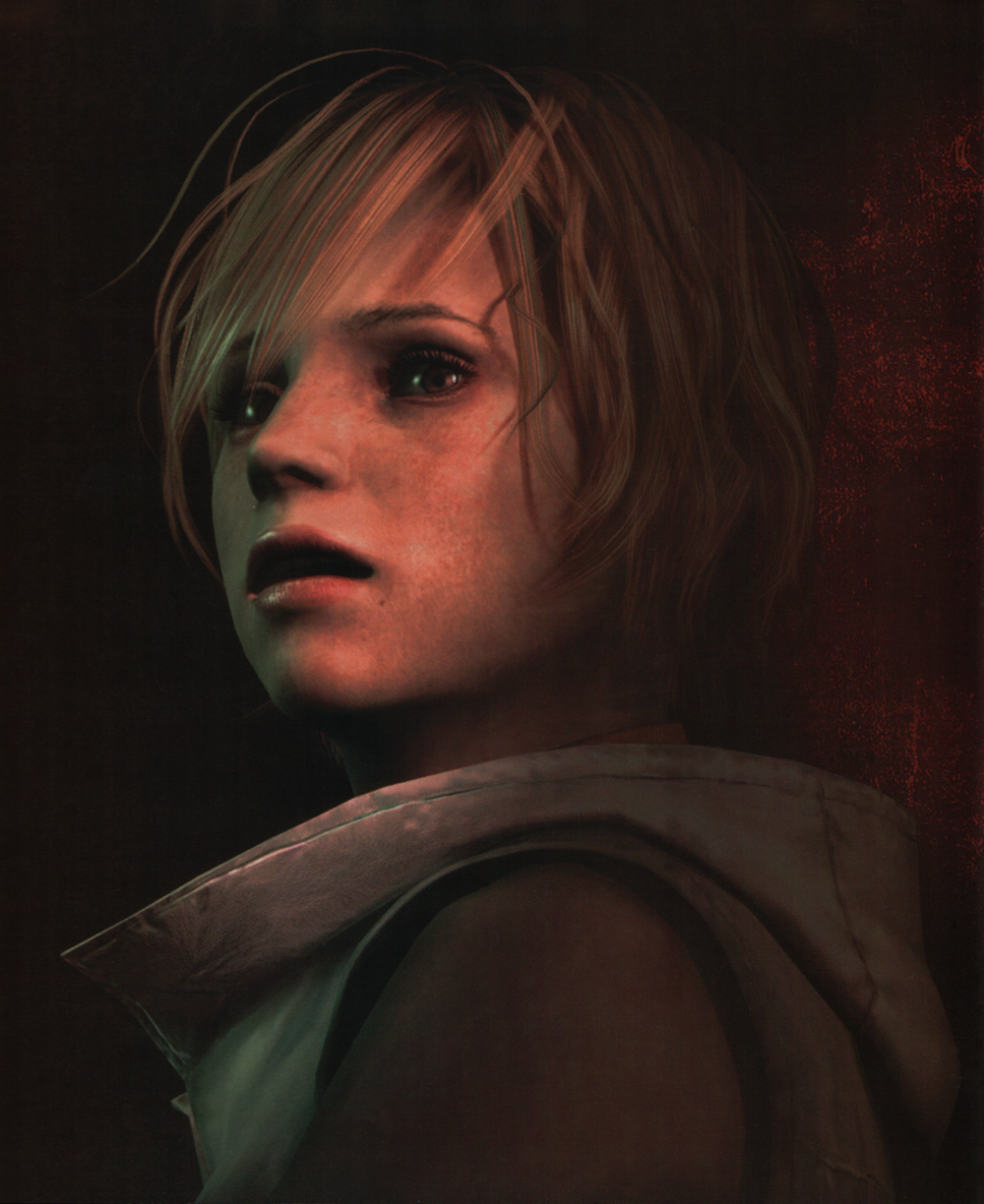 Heather Mason Silent Hill Wiki Your Special Place About