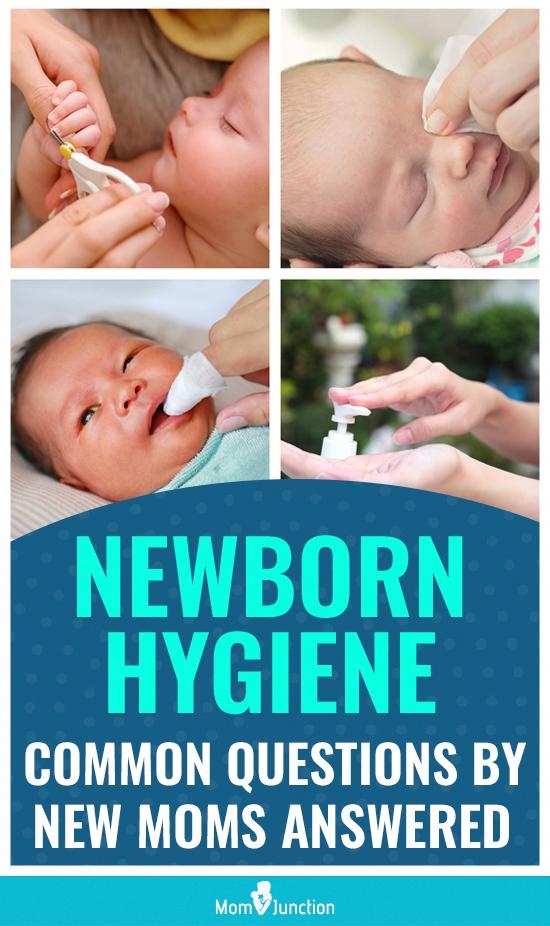 Baby health tips new moms