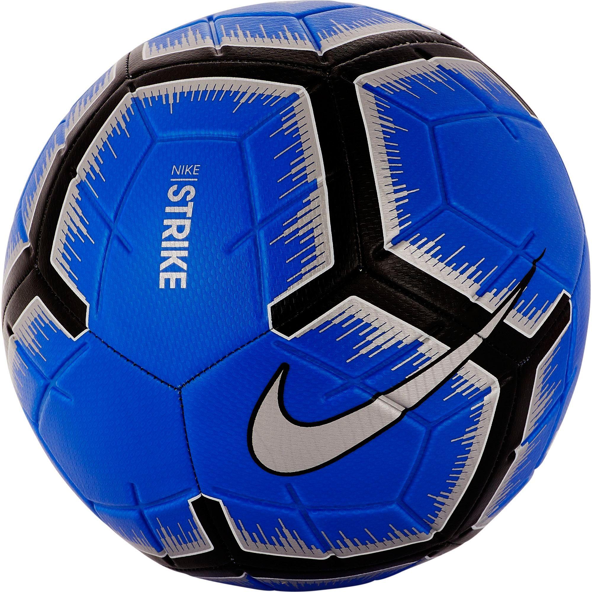 Nike Strike Soccer Ball In 2020 Soccer Ball Nike Soccer Ball Soccer