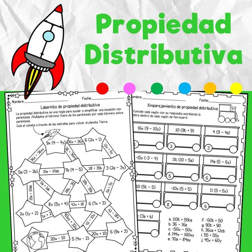 Propiedad Distributiva