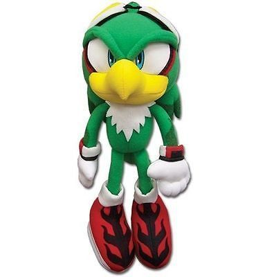 Sonic The Hedgehog Jet The Hawk Plush Doll New In Stock Great Eastern Ge 52524 Plush Dolls Sonic Plush Toys Sonic The Hedgehog