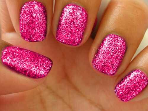 I love this! So pink and sparkely!!!!