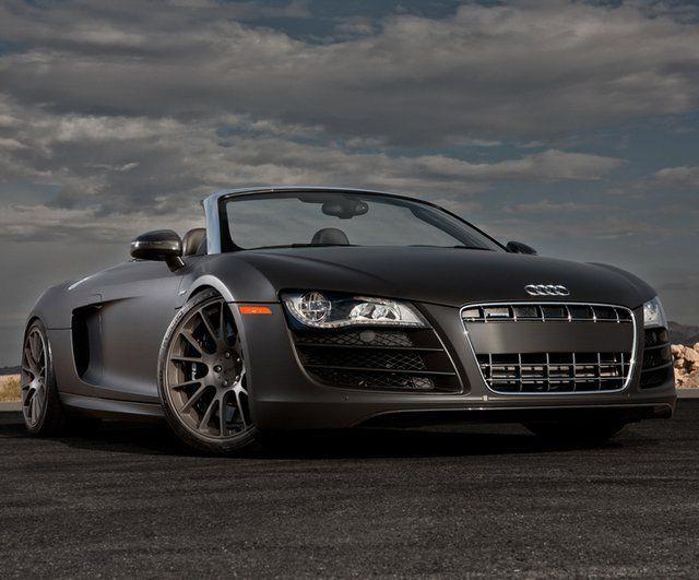 Fancy - Audi R8 Spyder | future cars | Pinterest | Cars